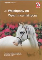 De Welshpony en Welsh mountainpony Rade, J.de