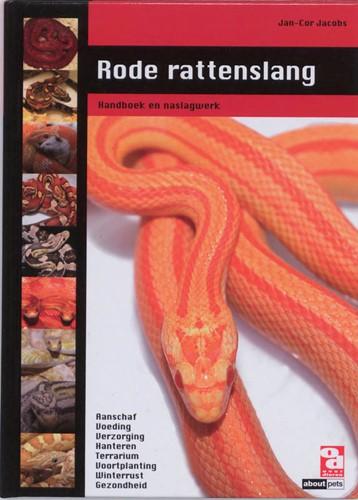 Rode rattenslang -handboek en naslagwerk Jacobs, J.C.