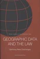 Geographic data and the Law -defining new challenges