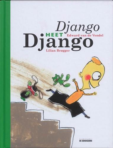 Django heet Django Vendel, Edward van de