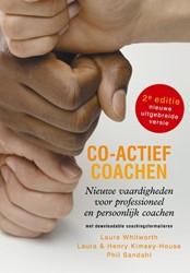 Co-actief coachen -nieuwe vaardigheden voor profe ssioneel en persoonlijk coache Whitworth, Laura