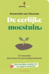 De eerlijke moestuin -12 maanden duurzaam en eenvoud ig tuinieren; met heerlijke re Deursen, Annemiek van