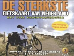 De sterkste fietskaart van Nederland -Met veel knooppuntroutes Eberhardt, John