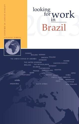 Looking for work in Brazil -BOEK OP VERZOEK Witmer, Flavia