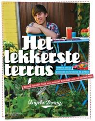 Het lekkerste terras -kweek zelf je groenten en krui den in potten Dorny, Angelo