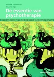 De essentie van psychotherapie -psychotherapie voor de psychia trische praktijk Thunnissen, Moniek