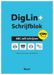 Diglin + schrijfblok -ABC zelf schrijven Deutekom, Jan