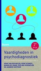 Vaardigheden in psychodiagnostiek Molen, Henk van der
