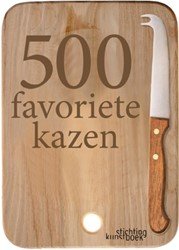 500 favoriete kazen Koster, Betty