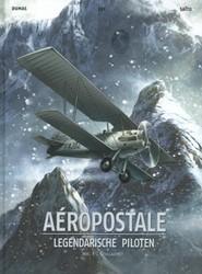 Guillaumet -Legendarische piloten Bec, Christophe