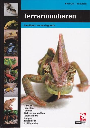 Terrariumdieren -handboek en naslagwerk Schuiten, I.