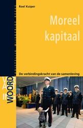 Verantwoording Moreel kapitaal -de verbindingskracht van de sa menleving Kuiper, R.