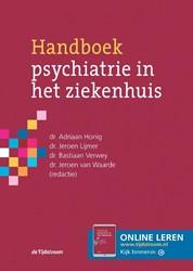 Handboek psychiatrie in het ziekenhuis