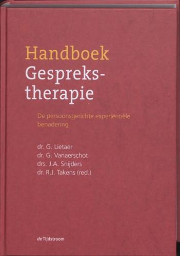 Handboek Gesprekstherapie -de persoonsgerichte experienti ele benadering