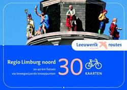 Leeuwerik routes Regio Limburg Noord Monch, Diederik