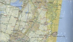 Bonnefooikaart (set 5+1) Noord Holland -REGIO NOORD HOLLAND SET 5+1 EBERHARDT, J.F.G.