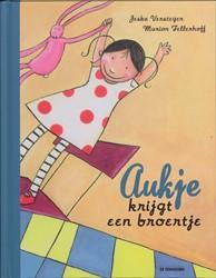 Aukje krijgt een broertje Fellerhoff, M.