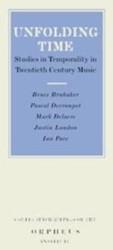 Geschriften van het Orpheus Instituut/Co -studies in temporality in twen tieth-century music