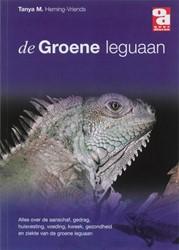 OVER DIEREN DE GROENE LEGUAAN HEMING VRIENDS, T.