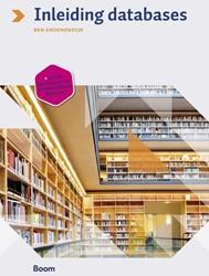Inleiding database -van ontwerp tot praktijk Groenendijk, Ben