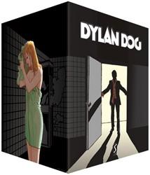 Dylan Dog verzamelbox + 13 boeken -eerste jaargang compleet Sclavi