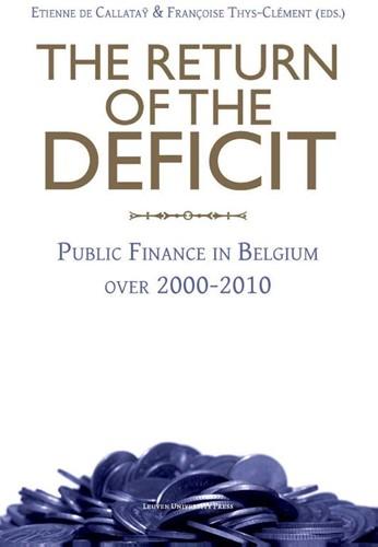 The return of the deficit -public finance in Belgium over 2000-2010