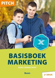 Basisboek marketing Benschop, Kees
