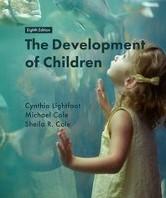 The Development of Children Lightfoot, Cynthia