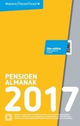 Nextens Pensioen Almanak -alle aspecten van kapitaalverz ekeringen, lijfrenten, stamrec