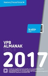 Nextens VPB Almanak Bos, A.J. van den
