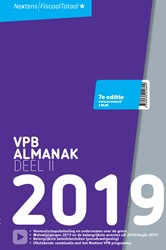 Nextens VPB Almanak 2019 deel 2 Loon (hoofdredactie), Piet van