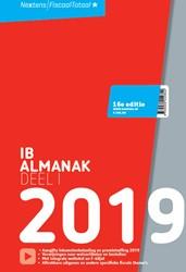 Nextens IB Almanak 2019 Buis (hoofdredactie), Wim