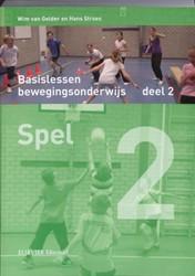 Basislessen bewegingsonderwijs Gelder, Wim van