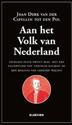 Aan het volk van Nederland Capellen tot den Pol, Johan Derk van der
