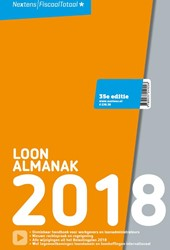 Nextens Loon Almanak 2018 Lubbers, L.J.