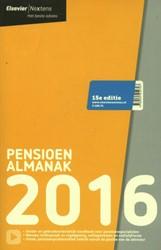 Elsevier pensioen almanak Voogd van de Straten, Ewald de