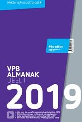 Nextens VPB Almanak 2019 deel 1 Loon (hoofdredactie), Piet van