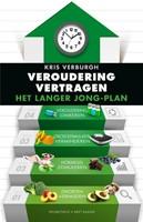 Veroudering vertragen -het langer jong plan Verburgh, Kris-1