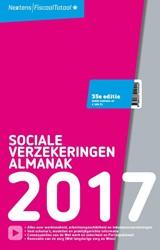 Nextens Sociale Verzekeringen Almanak -sociale zekerheid van geboorte tot overlijden Tappel, J.B.