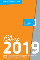 Nextens Loon Almanak 2019 Lubbers (hoofdredactie), Leon