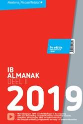 Nextens IB Almanak 2019 deel 2 Buis (hoofdredactie), Wim