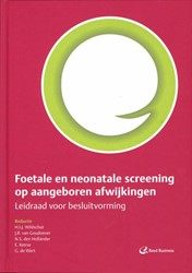 Foetale en neonatale screening op aangeb Wildschut, H.I.J.