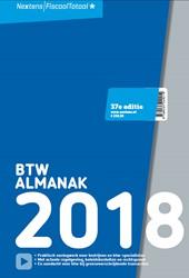 Nextens BTW Almanak 2018 -Handleiding voor de aangifte o mzetbelasting Ameziane, M.