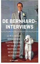 De Bernhard-interviews -12 in Elsevier verschenen gesp rekken met het idool van marti