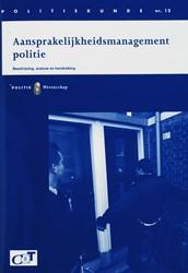 Aansprakelijkheidsmanagement politie -BOEK OP VERZOEK Muller, E.R.
