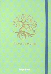 Favorieten -notebook