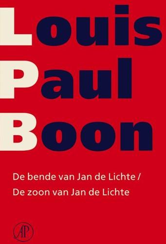 De bende van Jan de Lichte & De zoon -BOEK OP VERZOEK Boon, Louis Paul