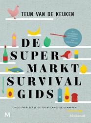 De supermarktsurvivalgids -Hoe overleef je de tocht langs de schappen Keuken, Teun van de