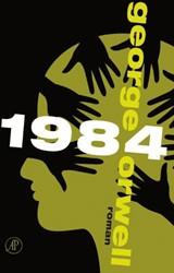 1984 -roman Orwell, George