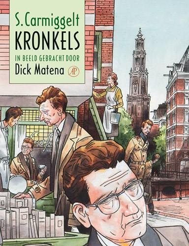 Kronkels -In beeld gebracht door Dick Ma tena Carmiggelt, S.
